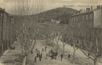 Carte postale Manosque