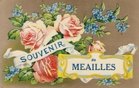 Carte postale Meailles