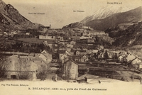Carte postale Briancon