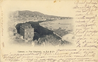 Carte postale Cannes