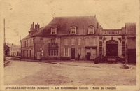 Carte postale Auvillers les forges