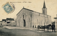 Carte postale Aytre