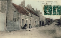 Carte postale Charost