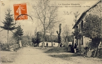 Carte postale Bellechassagne