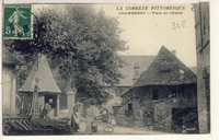Carte postale Chamberet