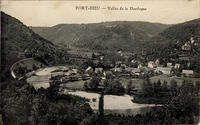 Carte postale Monestier port dieu
