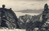 Carte postale Calanches-de-piana