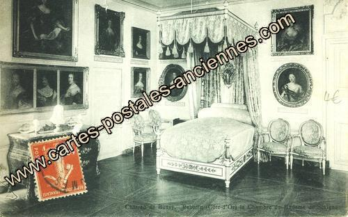 Carte postales anciennes Bussy le grand
