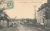 Carte postale Auzances