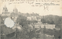 Carte postale Benevent l abbaye