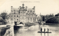 Carte postale Beaumesnil