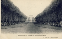 Carte postale Beaumontel