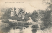 Carte postale Houlbec cocherel