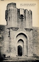 Carte postale Aigues mortes