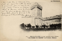 Carte postale Beaucaire