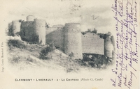 Carte postale Clermont l herault