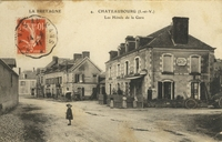 Carte postale Chateaubourg