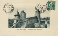 Carte postale Fougeres
