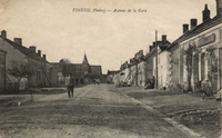 Carte postale Vineuil
