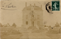 Carte postale Chedigny