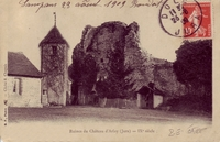Carte postale Arlay