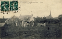 Carte postale Chailles
