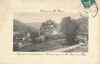 Carte postale Saint paul en cornillon