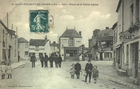 Carte postale Saint philbert de grand