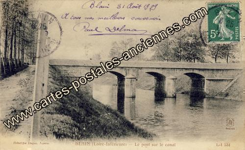 Carte postales anciennes Bouee