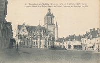 Carte postale Beaufort en vallee
