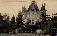 Carte postale Beaulieu sur layon