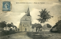 Carte postale Mouliherne