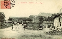 Carte postale Chauvency saint hubert