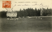 Carte postale Beaumont la ferriere