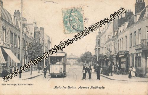 Carte postales anciennes Dunkerque