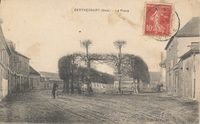 Carte postale Berthecourt