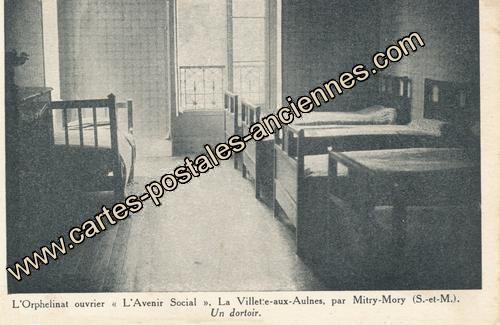Carte postales anciennes Mitry mory