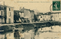Carte postale Coulon