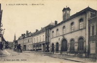 Carte postale Ailly sur noye