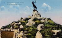 Carte postale Beaumont hamel