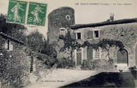 Carte postale Breuil barret