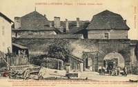 Carte postale Domevre sur durbion