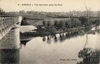 Carte postale Angely