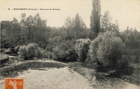 Carte postale Beaumont