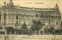 Carte postale Le raincy