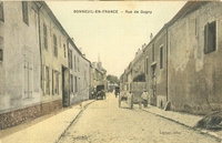 Carte postale Bonneuil en france