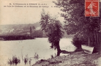 Carte postale Cergy
