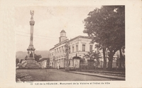 Carte postale St-denis
