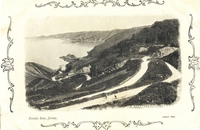 Carte postale Bouley-Bay - Angleterre