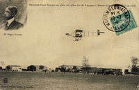 Carte postale Aeroplane-Sommer - Aviation